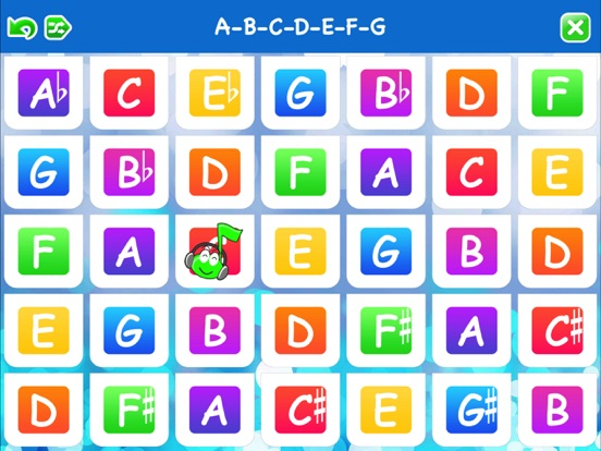 Baby Chords Full Featured Screenshots