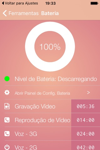 Lirum Device Info screenshot 3