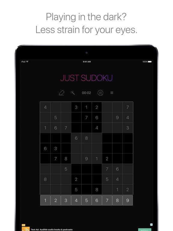 Just Sudoku Скриншоты9
