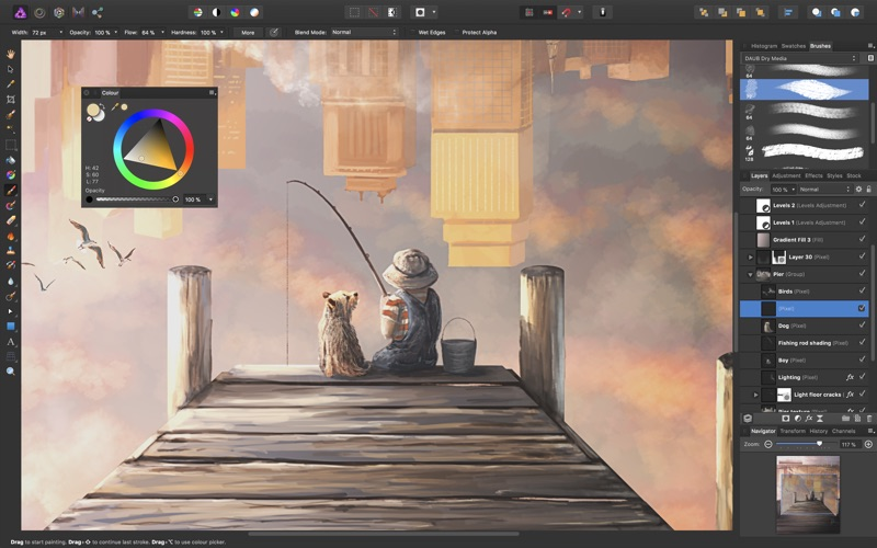 Affinity Photo 1.6.6 Mac Torrent Crack Free Download 2018-19