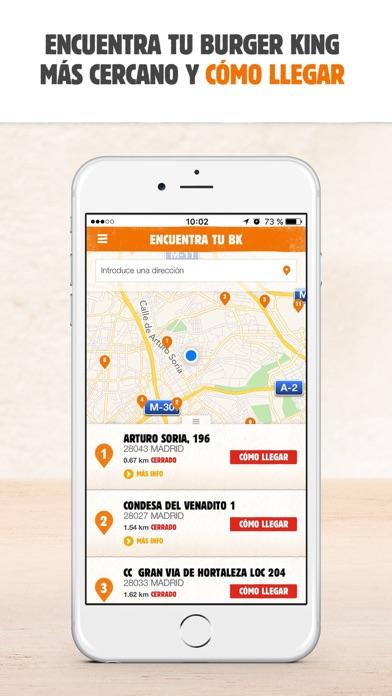 download Burger King España apps 3