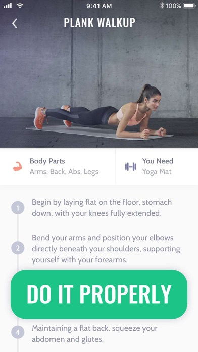 download 30 Day Fitness Challenge Log apps 1
