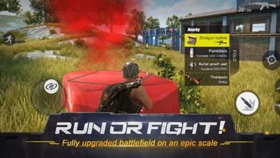 Screenshot of Rules of Survival App