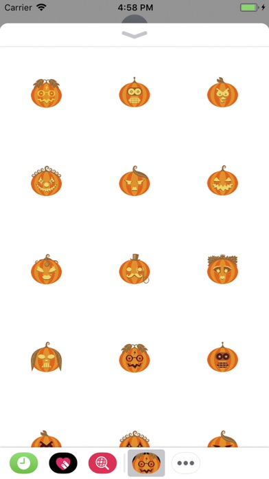 Jack O Lanter Sticker Pack review screenshots