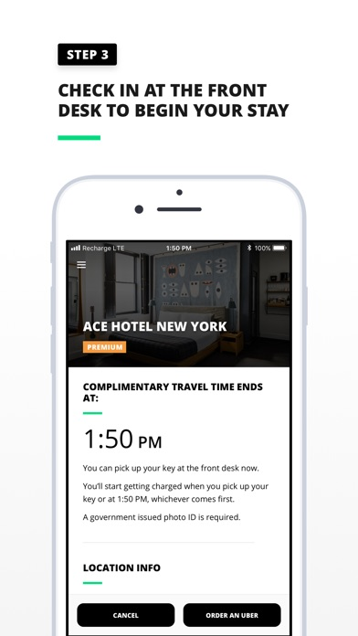 download Recharge: Luxury By The Minute apps 0