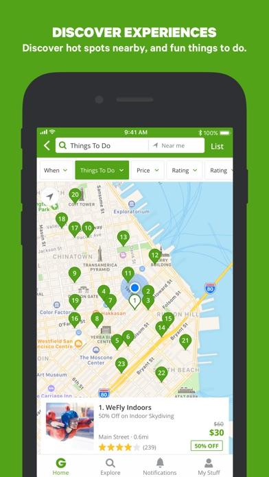 download Groupon apps 1
