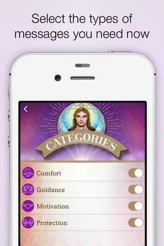 Archangel Michael Guidance screenshot 4