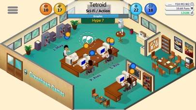 Game Dev Tycoon screenshot 3
