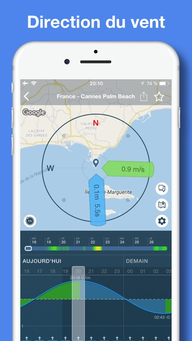 download WINDY: Prévisions du vent apps 4