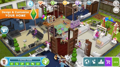 Screenshot #10 for The Sims™ FreePlay