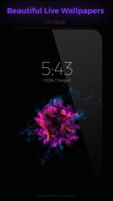 Ink - Live Wallpapers Screenshots