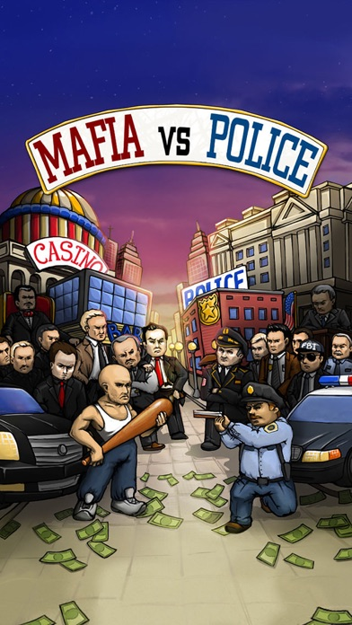 Screenshot #6 for Mafia vs Police Pro