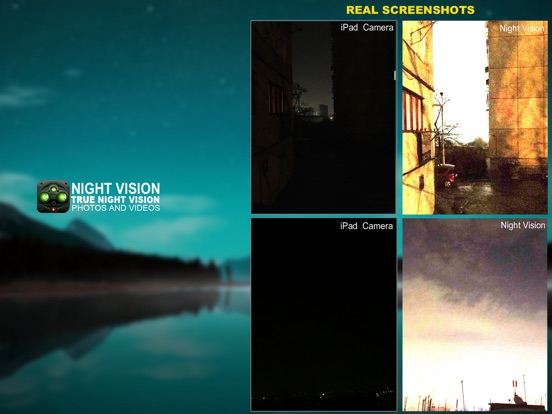 Night Vision (Photo & Video) Screenshots