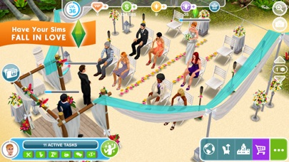 Screenshot #8 for The Sims™ FreePlay