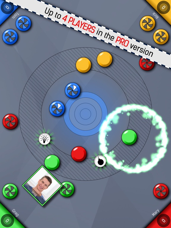 Hover Disc 2 - Multiplayer Fun Screenshots