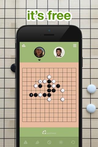 Five In a Row - Gomoku screenshot 1
