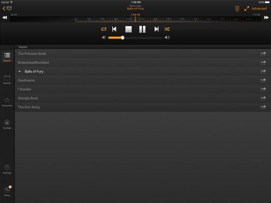 VLC Remote Screenshots