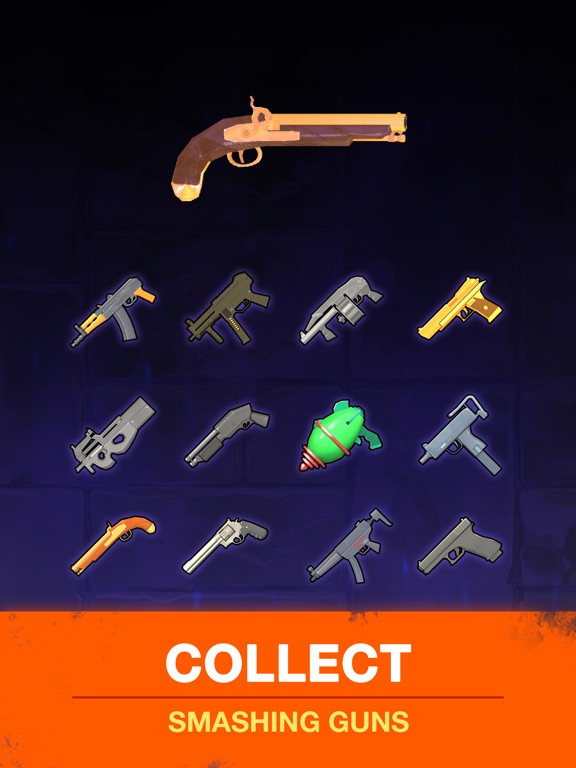 Tap Guns Скриншоты9