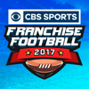 CBS Interactive - CBS Franchise Football 2017 artwork