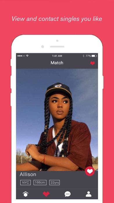 Black dating apps 2017