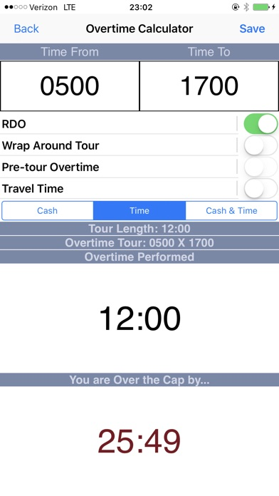 Cop Overtime Management On The App Store