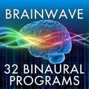 Brain Wave ™ 32 Binaural Progs