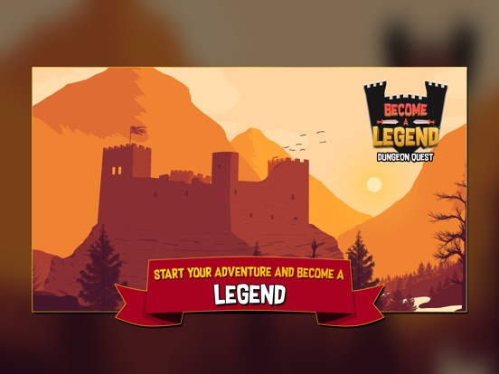 Become a Legend Screenshot