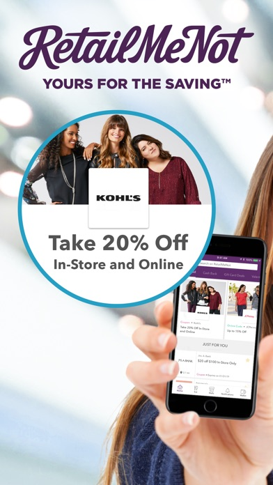 download RetailMeNot: Coupons & Savings apps 4