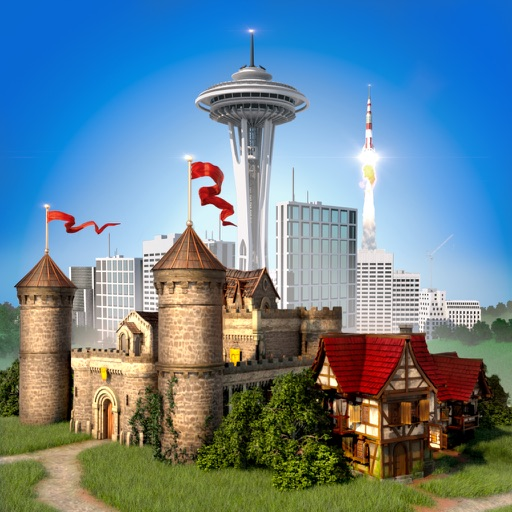 Forge of Empires iOS Hack Android Mod