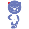 BlueBear stickers by CK