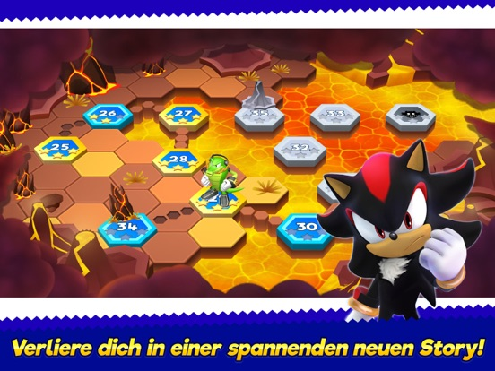 Screenshot 4 Sonic Runners Adventure