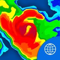 NOAA World Radar - Weather, Rain & Hurricanes
