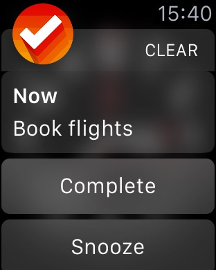 Clear – タスク&ToDoリスト Screenshot