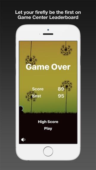 Firefly - 3D Touch Game Screenshot