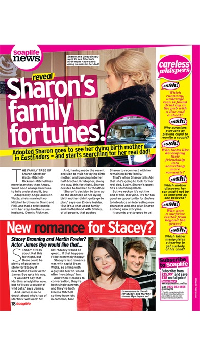 download Soaplife Magazine appstore review