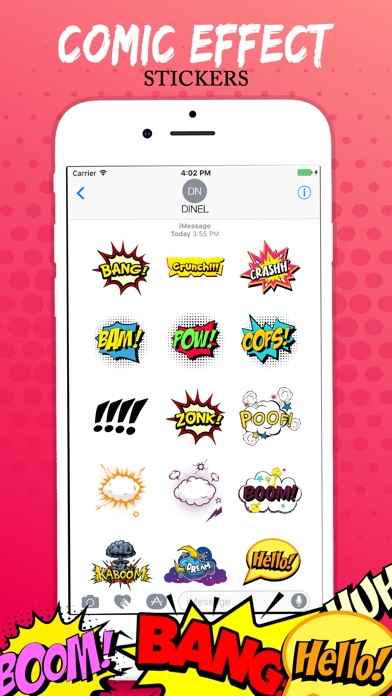 download Comic Stickers Real apps 2