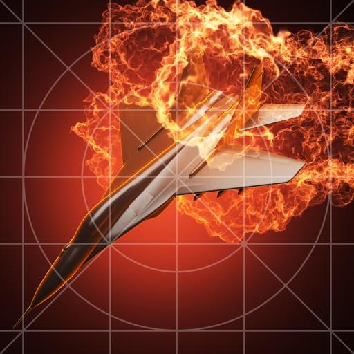 ステルス戦闘機  - ジェット戦闘機の戦争ゲーム - 空中戦