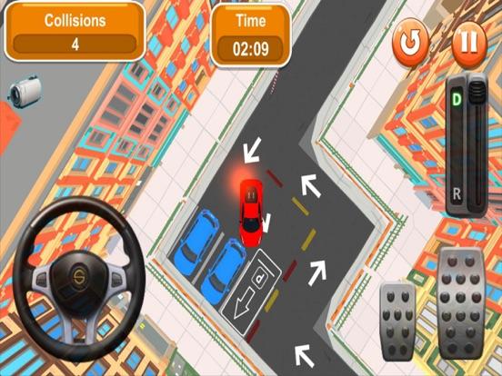 Мастер Парковки Города 3D Скриншоты8