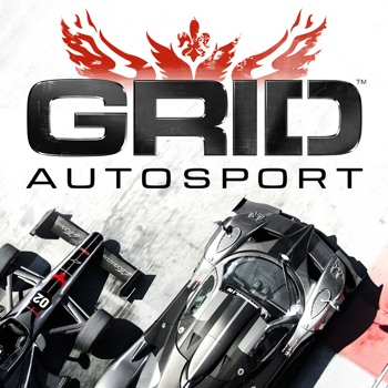 GRID™ Autosport app for iphone