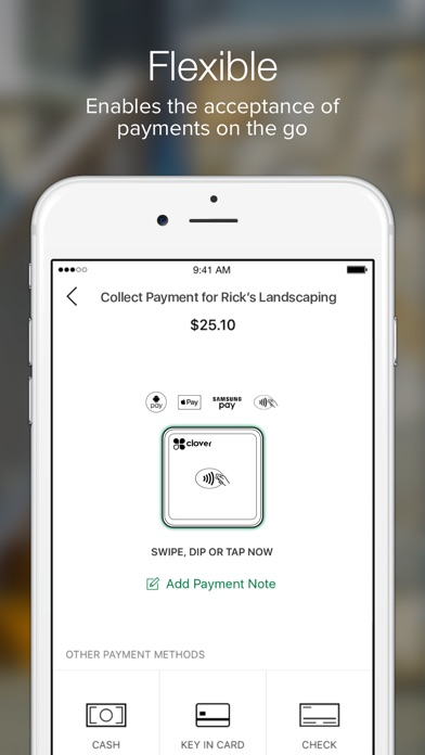 download Clover Go–Mobile Point of Sale apps 0