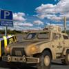 Park My Military humvee Jeep