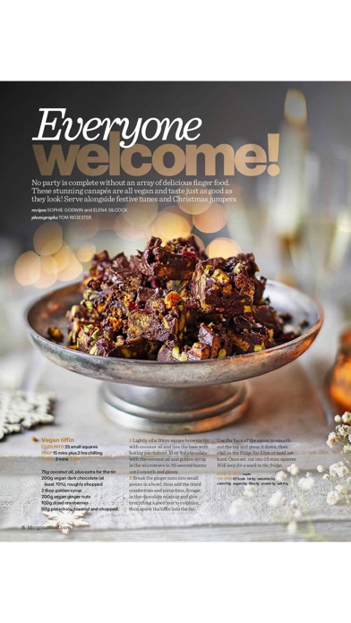 Bbc Good Food Home Cooking Series Magazine review screenshots