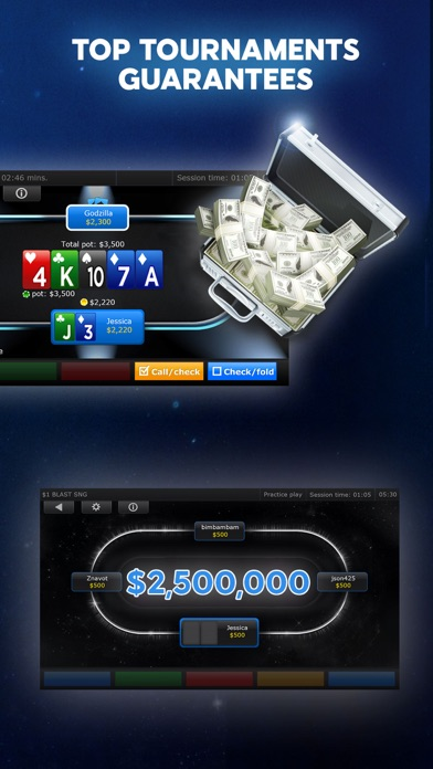 Real money poker iphone usa