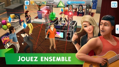 download Les Sims™ Mobile apps 2