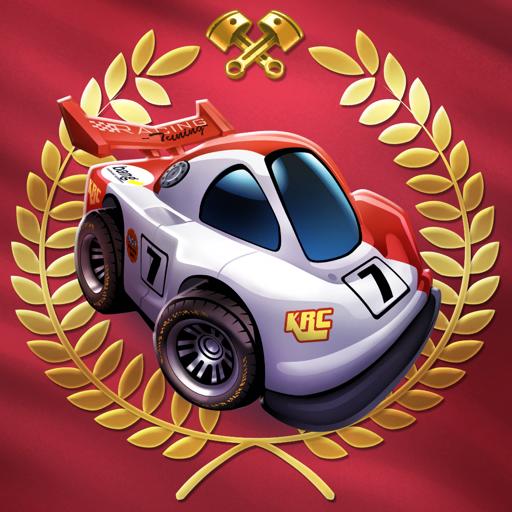 Mini Motor Racing for Mac
