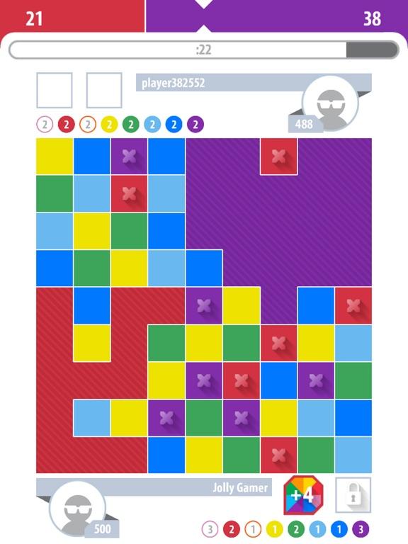Rainbow Squad - головоломки для iPad