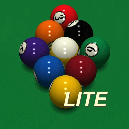 3D台球游戏app icon图