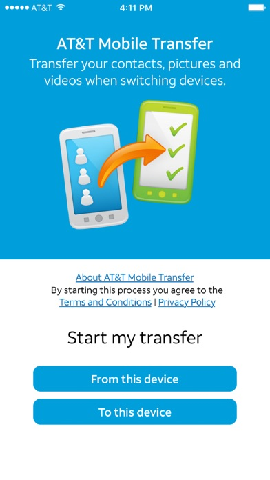download AT&T Mobile Transfer apps 0