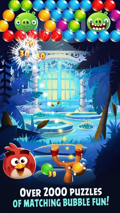 Angry Birds POP! screenshot 1