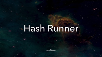 Hash Runner screenshot 1